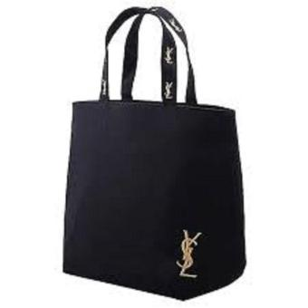 Harga YSL Canvas Tote Bag - Clearance Sale- Yves Saint Laurent