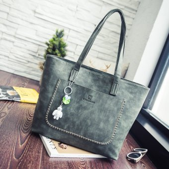Women's Korean-style casual tote bag