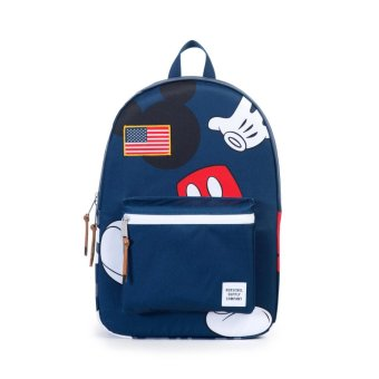 Harga Herschel Supply Co - Settlement Mickey Limited Edition Navy
