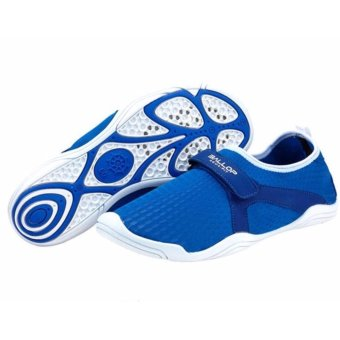 Harga BALLOP Aqua Fit Skin Shoes Active Series Typhoon Blue Woman Size US 6-8 UK 3.5-5.5 KOR/JP 230-250 cm