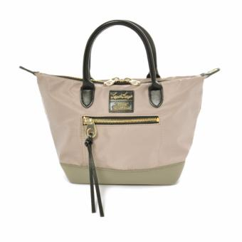 Harga Anello x Legato Largo 2-Way Tote Bag (Small size, Gray Beige) with sling strap crossbody bag shoulder bag