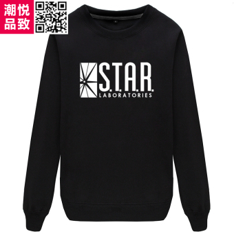 Harga Drama The flash dwyane sweater star labs interstellar laboratory barry · allen clothes