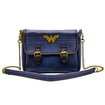 Harga Wonder Woman Navy Sling Bag
