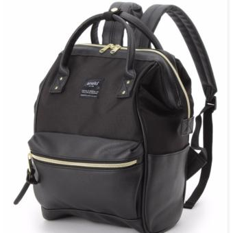 Japan anello backpack anello x the emporium, limited edition BLACK