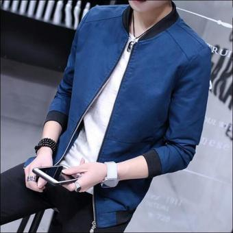 Harga XKP Men jacket coat Fashion Korean casual Spring jacket men trend - intl
