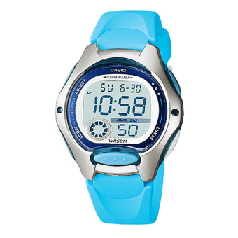 Harga Casio Standard Digital Watch LW-200-2B