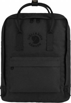 Fjallraven Re-Kanken Classic Backpack (550-Black)