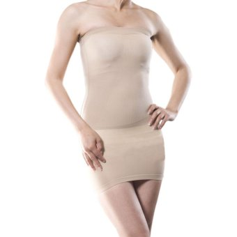 Harga Amart Sexy Girls Body Slimming Shaper Dress Seamlesss Limming Bodysuit Underwear Clothes Women - intl