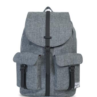 Harga Herschel Supply Co. Dawson Backpack 20.5L– RAVEN CROSSHATCH CHARCOAL