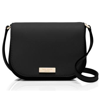 Harga Kate Spade Laurel Way Carsen Crossbody Bag Handbag Black # WKRU4091
