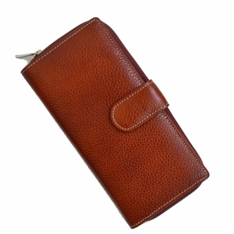 Harga WALLET DANIELA MODA BEST SELLER ITALY LEATHER WALLETS, UNIQUE NICE DESIGN THE BEST WOMEN FASHION BROWN