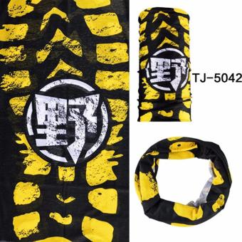Harga ROCKBROS Summer Outdoor Sports Scarf Bicycle Equipment Headwear Seamless Ride Neck Mask Bike Magic Buff Cycling Headband Bandana - intl
