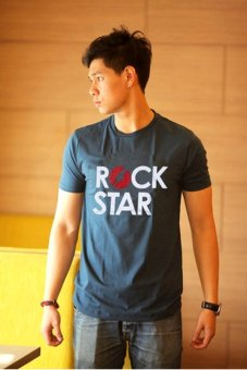 Harga Just Words T-Shirt: Rockstar