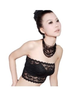 Harga Sexy Lace Tube - Black