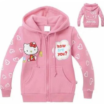 42e25034122 kids clothing hello kitty jacket. updated Sat 23-Feb-19. Lazada