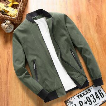 The New Price Of Orient 2017 New Korean Style Men Bomber Jacket