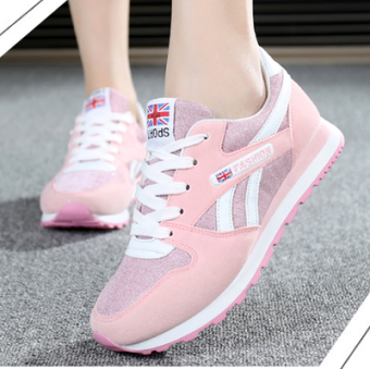 Girls' Casual Sports Shoes (A15 pink color) (A15 pink color)