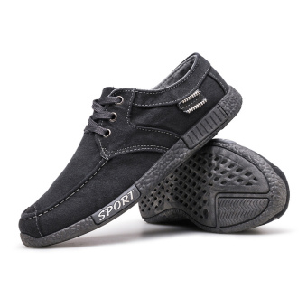 OTO1 New low shoes/men's shoe/breathable rubber/casual shoes