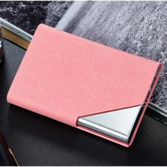 RFID Blocking Business Card Holder Case Aluminum Wallet Money Clip Protector Case Kes Pemegang Kad kredit