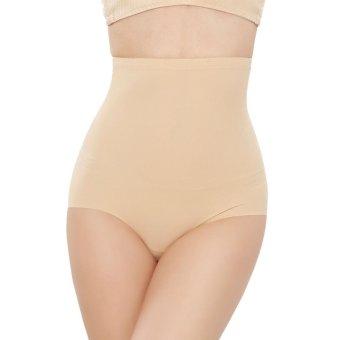 6563eb66b1842 Seamless Women High Waist Slimming Tummy Belly Control Panties Postnatal  Body Shaper Corset Briefs Shapewear Girdle