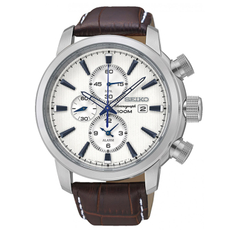 Seiko Chronograph Watch SNAF51P1
