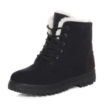 Snow Boots Martin Boots Korean Factory Outlets Waterproof Boots Ladies Shoes
