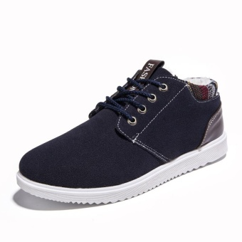 Winter Men Snow Boots Fashion Suede Ankle Boots Casual Men Shoes -intl