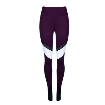 Women YOGA Gym Sports Running Leggings Fitness Pants High Waist Stretch Trouser - intl