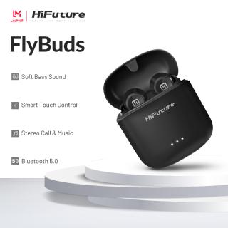 HiFuture FlyBuds TWS Nhiều màu Tai nghe Bluetooth không dây Tai nghe cặp đôi Siêu rẻ Tai nghe thể thao Âm nhạc Game Âm thanh nổi Tai nghe chống ồn Tai nghe Binaural Call cho OPPO iPhone thumbnail