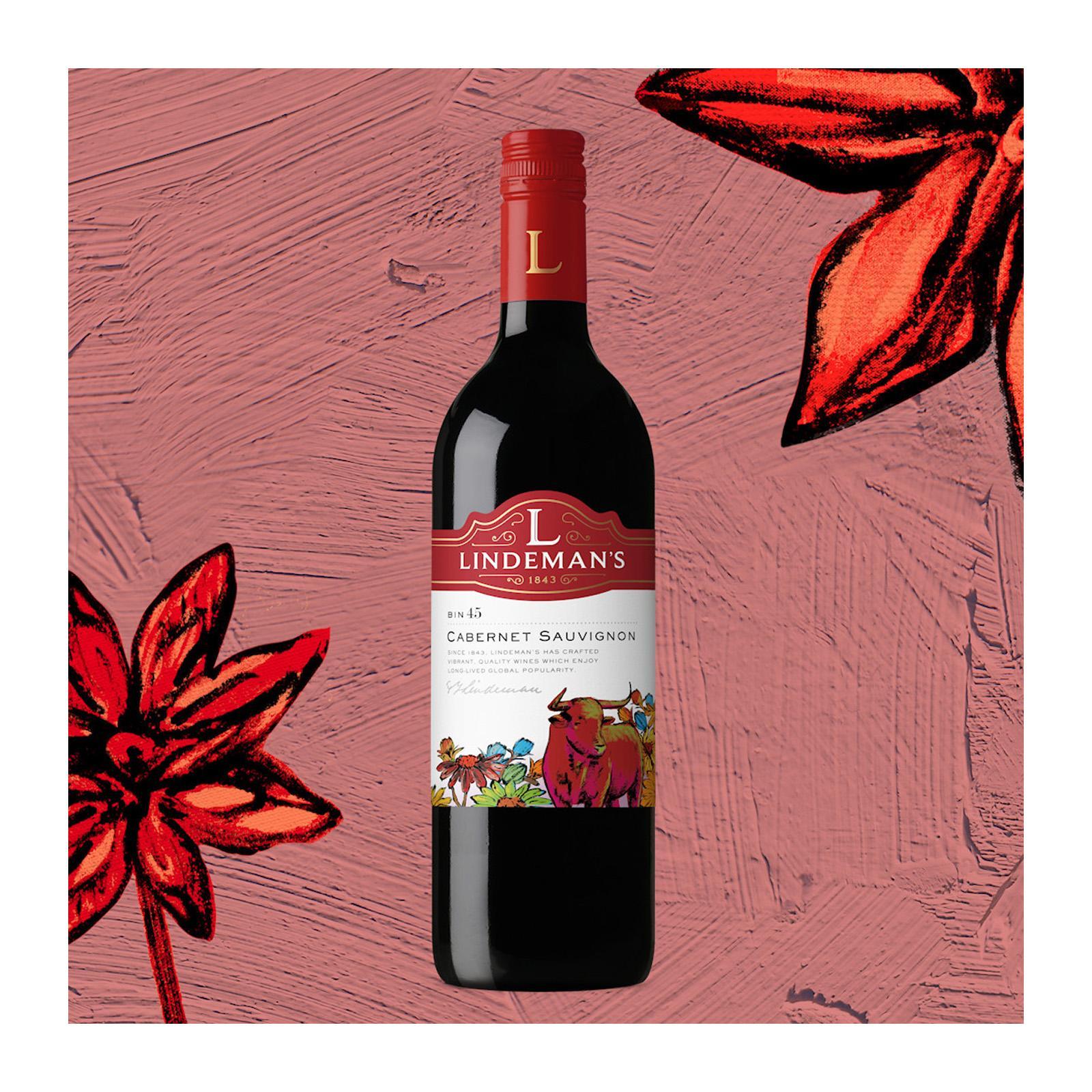 Lindeman's Bin 45 Cabernet Sauvignon Red Berry Flavour | Lazada Singapore
