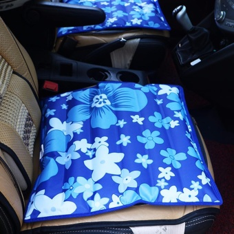 45x45cm Ice Pad Cushion for Summer Car Seat/Office/Chair-E - intl