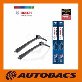 Bosch Clear Advantage Wipers for Toyota Estima(Yr06to17)