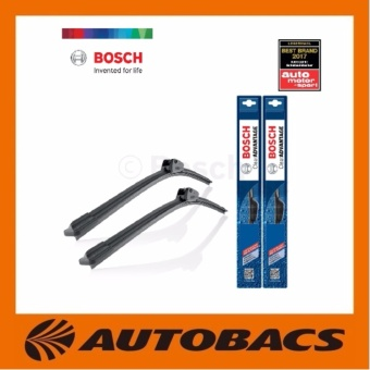 Bosch Clear Advantage Wipers for Toyota Rush(Yr06to16)