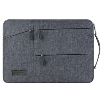 GEARMAX 14 Inch laptop sleeve for Acer/Dell/Lenovo/Asus/HP with Handle(Gray) - intl