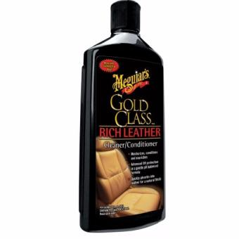 Meguiar's G7214 GC Rich Leather Cleaner/Conditioner