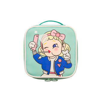 Harga Bang bang bentoy cute makeup bag. lollipop girls large capacity portable digital storage bag. box bag