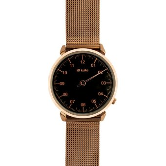 Harga Kulte Watch Mixed Love Metal Strap Watch