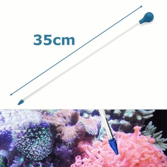 Harga 35cm Arcylic Coral Feed Tube Liquid Fertilizer Add Reef Tank Fresh Water Plant - intl