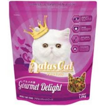 Harga Aatas Cat Gourmet Delight Cat Food 1.2kg