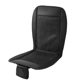 Harga Car Seat Cooler Cushion Cover Summer Cooling Wind Seat Cover Black - intl