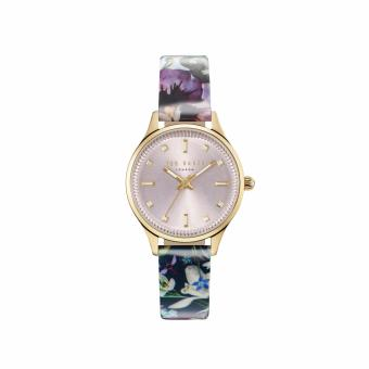 Harga Ted Baker - London - Floral Printed Leather Strap (10031555)