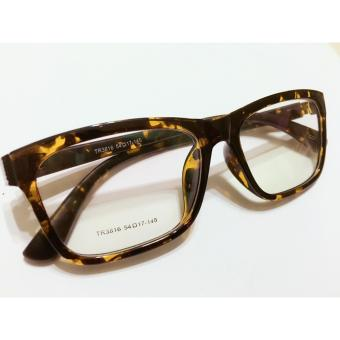 Harga Amber Spectacle Frame Korean Style