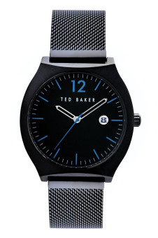 Harga Ted Baker ITE3045 Black Steel Bracelet Watch