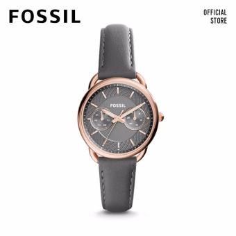 Harga FOSSIL TAILOR MULTI GREY LEATHER WATCH
