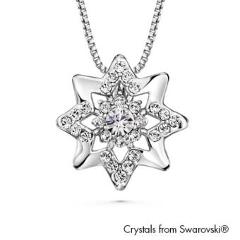 Harga Flor Necklace (Crystal) Crystals from Swarovski®