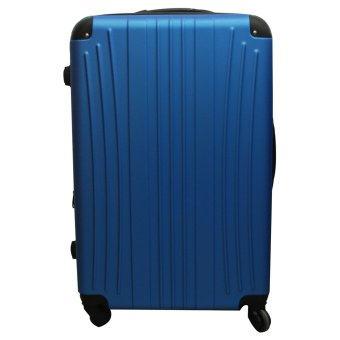 Harga Winning Ferrous Abs Expandable Luggage with TSA Lock 28inch (Blue)