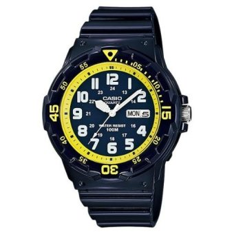 Harga Casio Men's Analog Watch MRW-200HC-2B