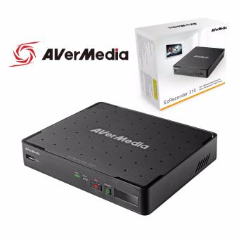 AVerMedia EZRecorder, HD Video Capture High Definition HDMI Recorder, PVR, DVR, Subscription Free, Schedule Recording, IR Blaster (ER310)