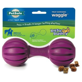 PetSafe Busy Buddy® Waggle™ Medium