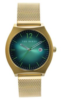Harga Ted Baker ITE3044 Gold-tone Steel Bracelet Watch